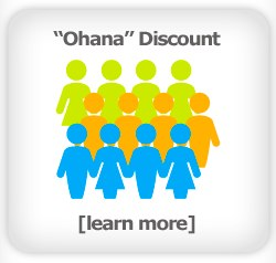 Puinsai Ohana Discount Explained